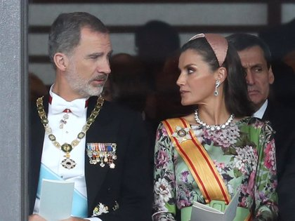 La Reina Letizia se lleva todas las miradas en Tokio