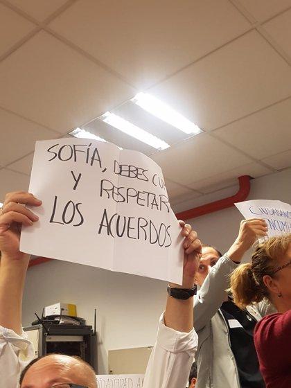"""Trabajadores de polideportivos municipales exigen a Miranda """"fechas"""" para nombrar a los nuevos directores"""