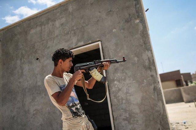 Libia.- Amnistía denuncia posibles crímenes de guerra tanto por las fuerzas del
