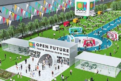 El Salón de Tokio abre sus puertas este jueves como escaparate de la movilidad eléctrica del futuro