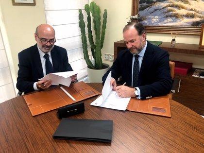 Fundación Caja Rural del Sur renueva con Ancce su colaboración como patrocinador del Sicab