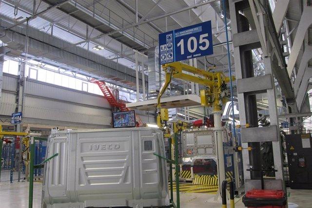 Economía/Motor.- Sindicatos de Iveco Valladolid reclaman a la empresa aprovechar la bolsa de flexibilidad