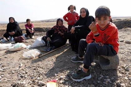 Más de 7.000 sirios han cruzado hacia Irak en la última semana huyendo de la ofensiva turca