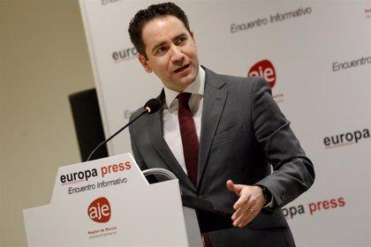 """Egea afirma que si el PP gana las elecciones """"tipificará"""" como delito la convocatoria ilegal de referéndum"""