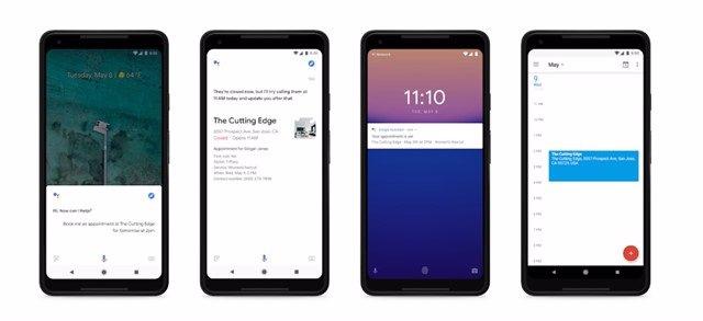 Google lanza por primera vez fuera de EEUU su tecnología Duplex, que hace llamad