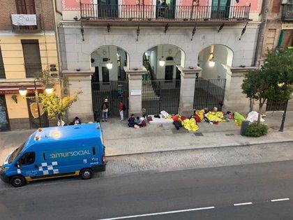 El Gobierno autoriza unas 200 plazas nuevas para alojar a demandantes de asilo y refugio en Madrid