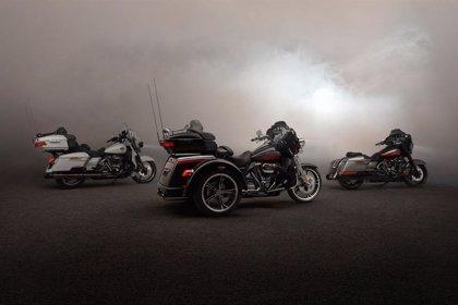 Harley-Davidson reduce un 22,8% su beneficio hasta septiembre, al ganar 368 millones