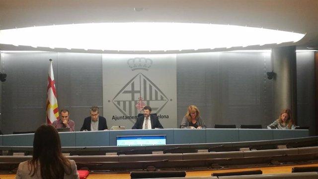 Comissió de Presidència de Barcelona