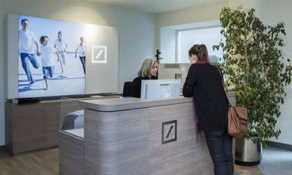 Deutsche Bank cerrará 12 oficinas y recortará 49 empleos de banca minorista en España