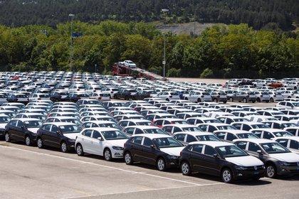 Las ventas de automóviles crecen un 17% en lo que va de octubre impulsadas por las empresas