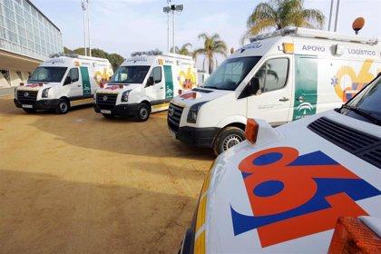 Muere una persona al colisionar un camión y un todoterreno en la A-375 a su paso por Utrera (Sevilla)