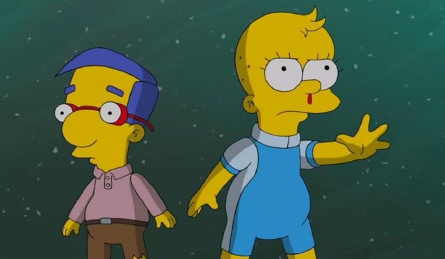 Los Simpson emulan Stranger Things