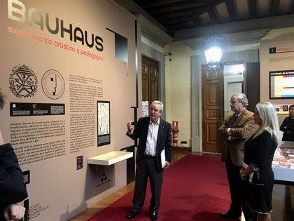 La DPZ homenajea el centenario de la escuela Bauhaus con una exposición en el Palacio de Sástago