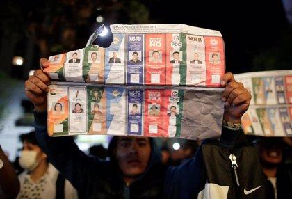"""Estados Unidos acusa al Tribunal Electoral de Bolivia de intentar """"subvertir la democracia"""""""