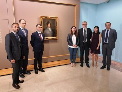 La conmemoración del 200 aniversario del Prado trae a la Región un cuadro de Goya