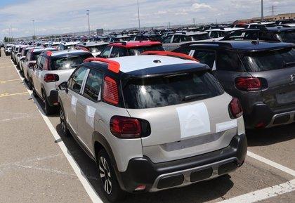 El superávit comercial del automóvil cae un 41,8% hasta agosto por las menores exportaciones