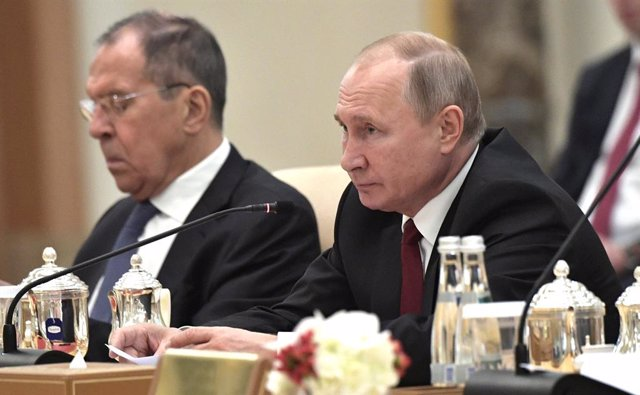 Ucrania.- Rusia dice que sigue sin haber fecha para la reunión del Cuarteto de N