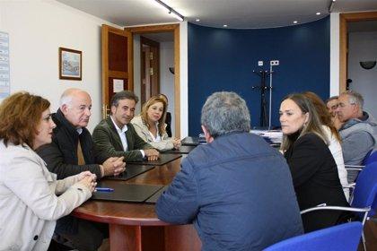 """Movellán destaca la """"utilidad"""" del PP para el sector pesquero de Cantabria"""