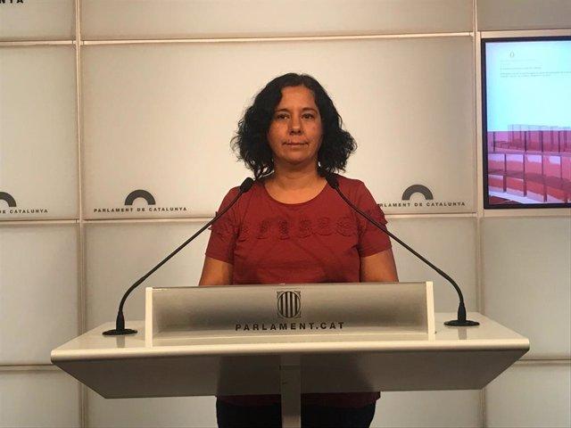 Susana Segovia, CatECP