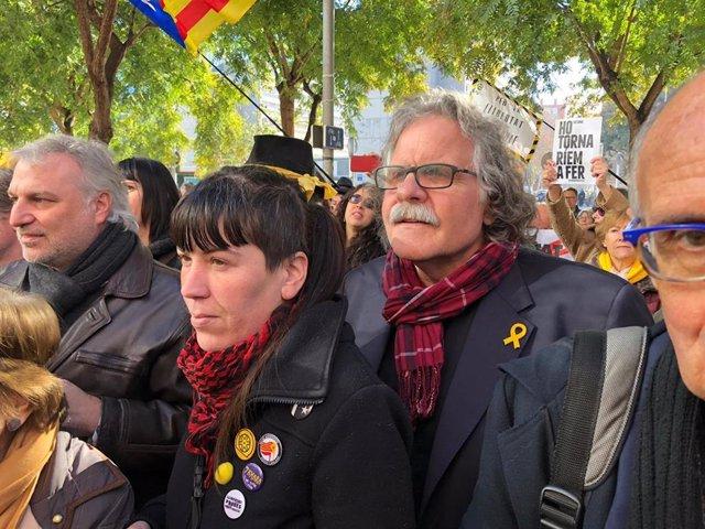 El diputat d'ERC al Congrés Joan Tardà.