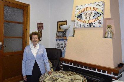 Fallece a los 107 años Clotilde Veniel, la decana de los voluntarios de Cáritas en España