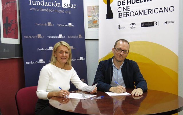 Huelva.- La Fundación SGAE y el Festival de Cine de Huelva renuevan su compromis