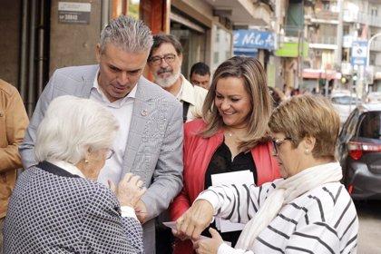 María Jesús Serrano destaca el compromiso del PSOE de Córdoba con los autónomos