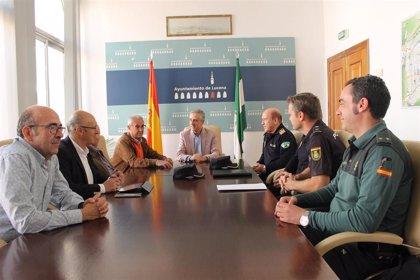 Lucena (Córdoba) activa el dispositivo de seguridad para evitar robos durante la campaña de la aceituna