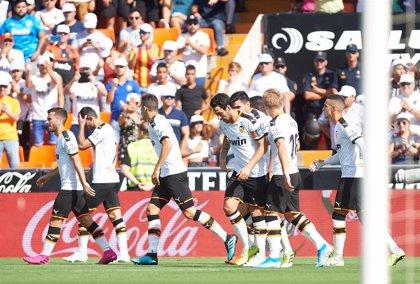 Lille mide las aspiraciones del Valencia
