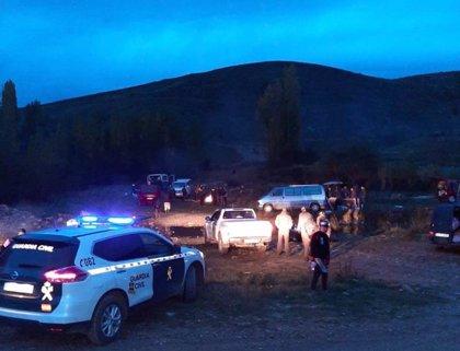 Desmantelado un campamento ilegal de recolectores de setas en Villar del Río (Soria)