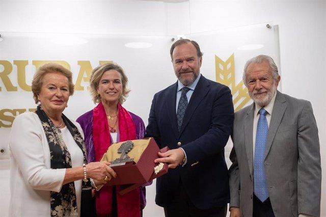 Huelva.- El Otoño Cultural reconoce a José Luis García Palacios a título póstumo