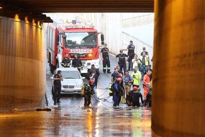 Archivan la investigación por la muerte en el túnel durante la 'gota fría' en Almería