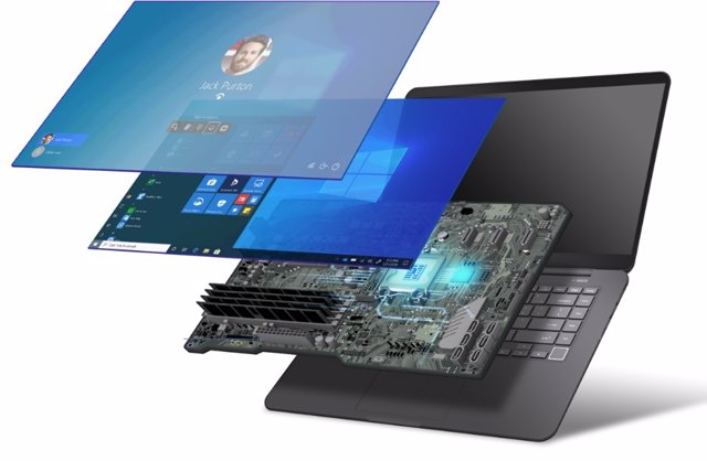 "Microsoft se asocia con AMD para desarrollar ordenadores con ""núcleos seguros"" c"
