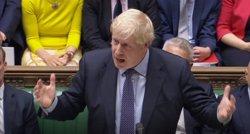 Johnson demanarà la convocatòria d'eleccions si el Parlament tomba el seu pla del Brexit (-/House Of Commons/dpa)