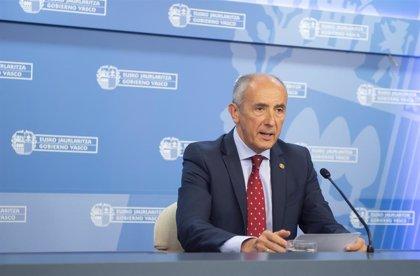"""El Gobierno Vasco cree que el diálogo entre el Estado y Cataluña no se debe romper ni en los momentos """"más difíciles"""""""