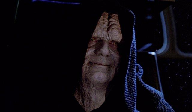 Palpatine en Star Wars