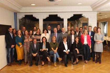 María Rey por '120 minutos' (Telemadrid) y 'El viaje' (Aragón TV), galardonados con los Premios Iris Autonómicos 2019