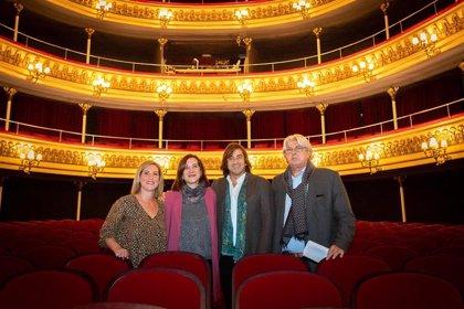 Nacho del Río y Beatriz Bernad se suben al Teatro Principal con el espectáculo 'Mi corazón dice, dice'