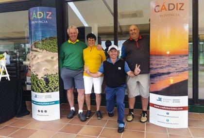 El turoperador suizo especializado Golf and Travel celebra en Cádiz un torneo para sus clientes