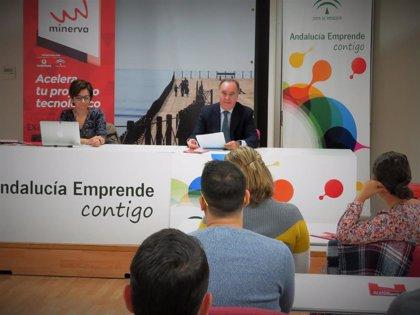 El programa Minerva de la Junta busca los proyectos tecnológicos más innovadores de Huelva