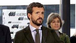 Casado acusa Sánchez d'ocultar una desviació de 6.000 milions i demana si apujarà impostos o farà retallades (Europa Press TV - Europa Press)