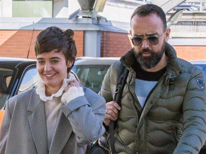 Risto Mejide muestra la felicidad de Laura Escanes con una tierna imagen con Roma