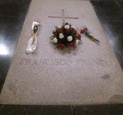 El TS rebutja un altre intent de la família Franco d'anul·lar la providència que facultava l'entrada a la basílica (EUROPA PRESS - Archivo)