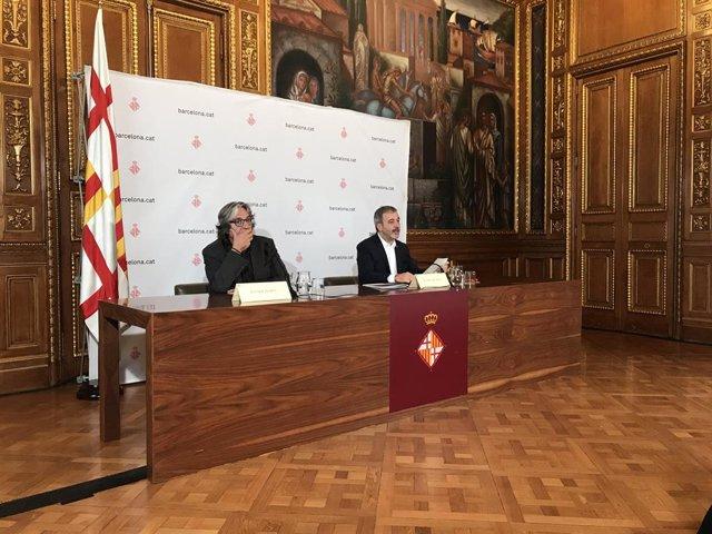 Xavier Marcé i Jaume Collboni