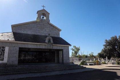 Delegación de Gobierno no autoriza una concentración contra la exhumación de Franco frente al cementerio de Mingorrubio