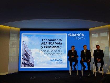 Abanca lanza a súa compañía de vida e pensións e estrea novas oficinas corporativas