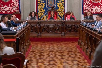El Pleno municipal de Cartagena aprueba la participación de los concejales no adscritos en las comisiones informativas