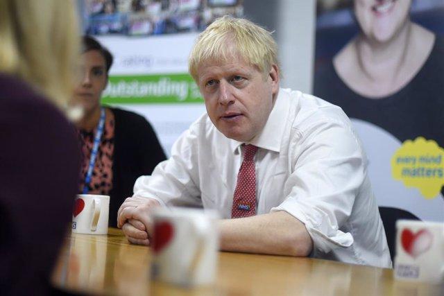Brexit.- El Parlamento rechaza el calendario de Johnson para el Brexit