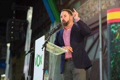 """Abascal pide llevar a """"los presos golpistas lejos de Barcelona, porque los van a soltar después del 10N"""""""