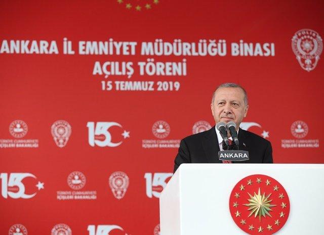 """Siria.- Erdogan afirma que EEUU """"no cumplió sus promesas"""" sobre Siria"""